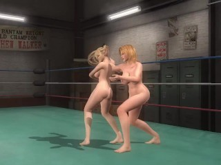 Smaller melons Marie rose loses to thicker melons Tina