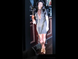 Jizz tribute for Real Housewives Teresa Guidice