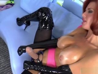 Huge-titted nymph With cable On boinks dude butt hole