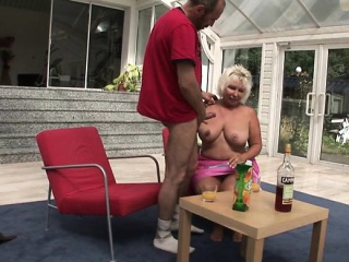 Sexy housewife hard fuck