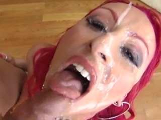 Raven Black - Just Another Bukkake Slut