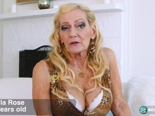 The highly titillating life of 68-year-old Layla Rose - 60PlusMilfs