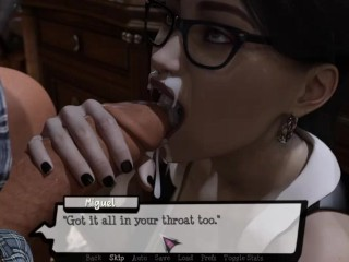MY manager AND HER assistant IS DOING SOMETHING IN THE OFFICE-BLOWJOB